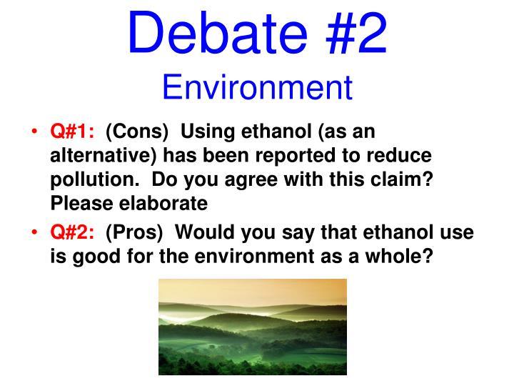 Debate #2