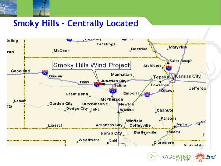 Smoky Hills – Centrally Located