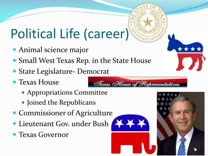 Political Life (career)