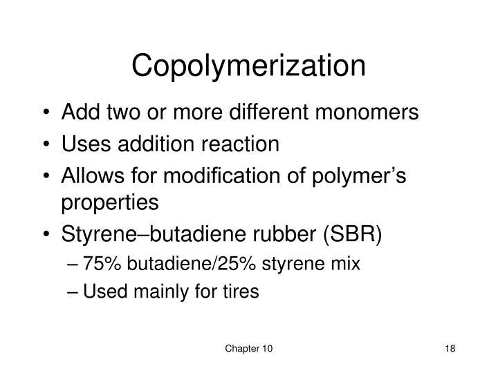 Copolymerization