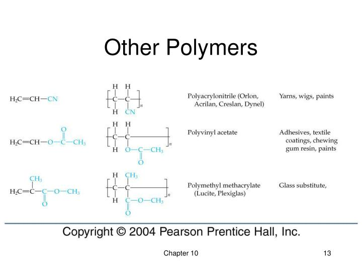 Other Polymers