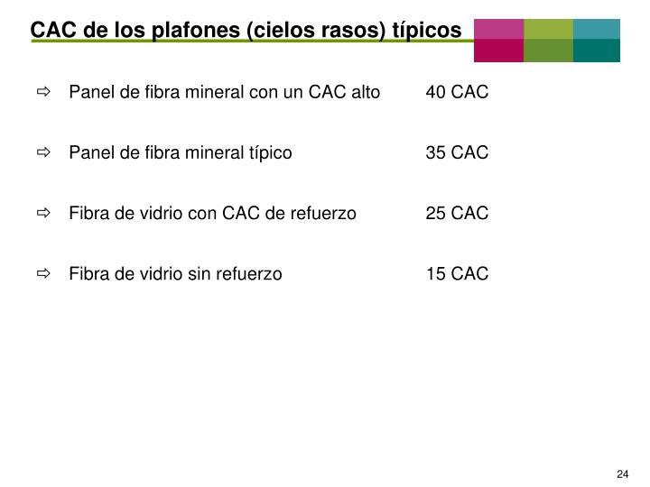 CAC de los