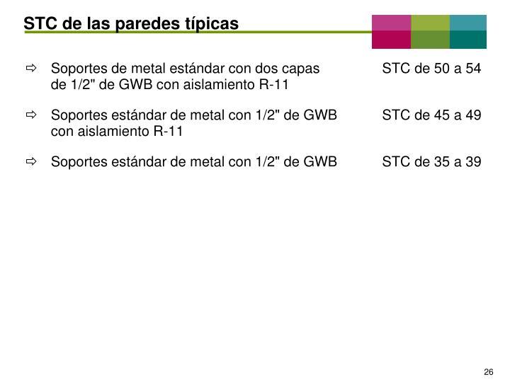 STC de