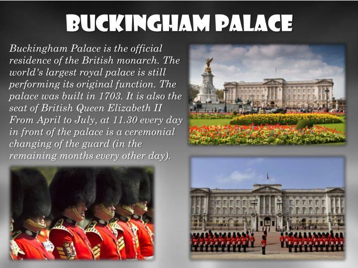 http://pl.wikipedia.org/wiki/Buckingham_Palace