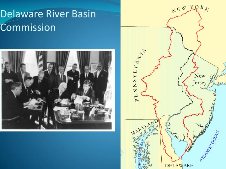 Delaware River Basin Commission