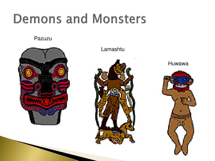 Demons and Monsters