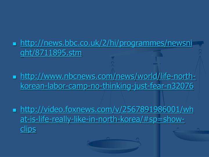 http://news.bbc.co.uk/2/hi/programmes/newsnight/8711895.stm