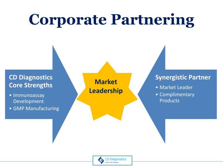 Corporate Partnering