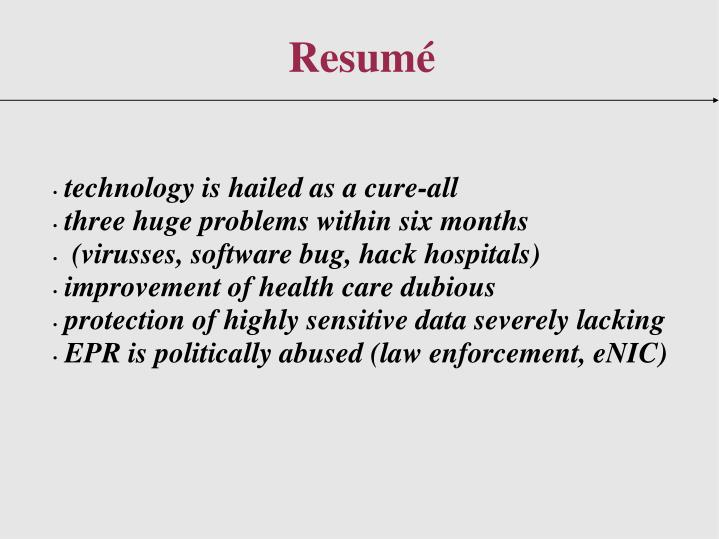 technology is hailed as a cure-all