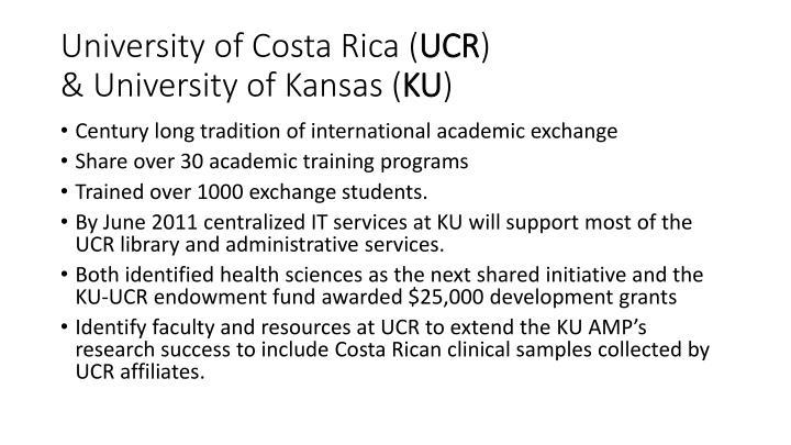 University of Costa Rica (