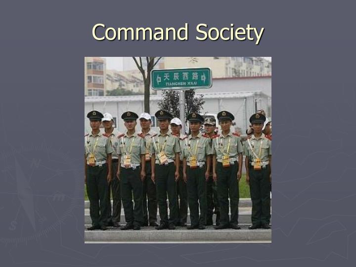 Command Society