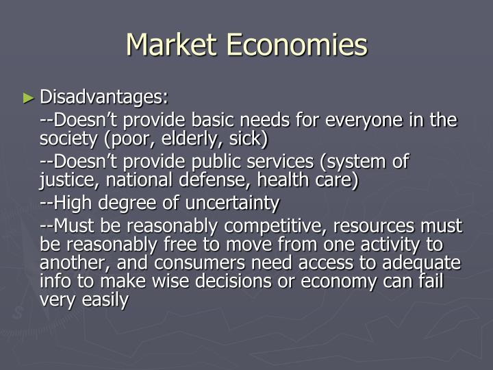 Market Economies