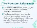 the protestant reformation1