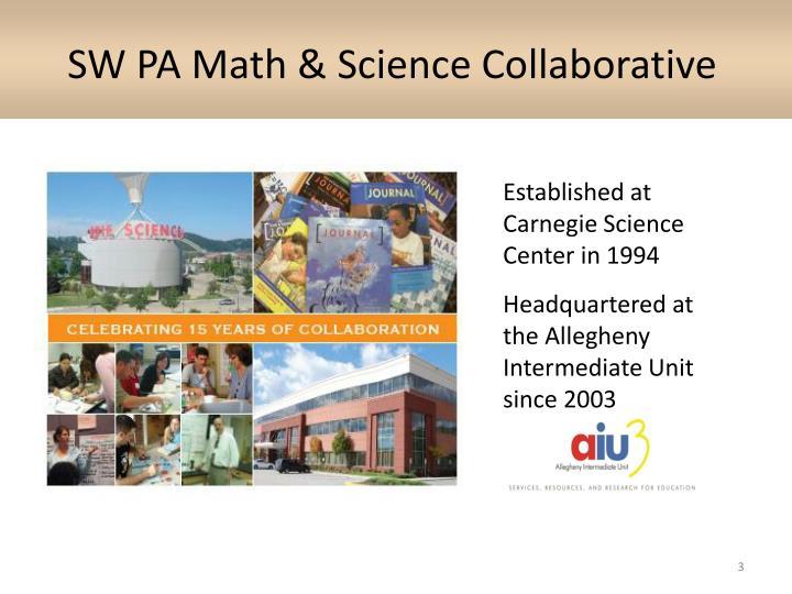 SW PA Math & Science Collaborative