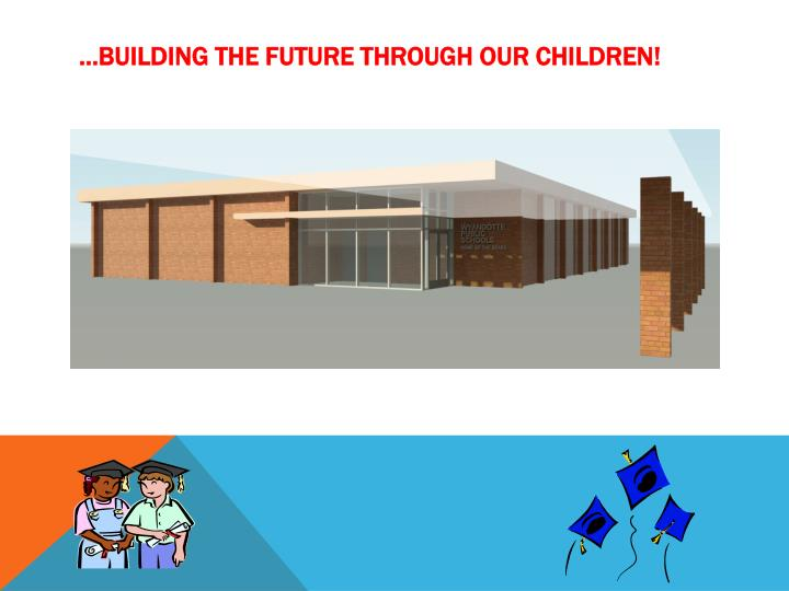 Building the future through our children