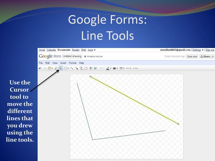 Google Forms: