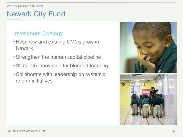 Newark City Fund