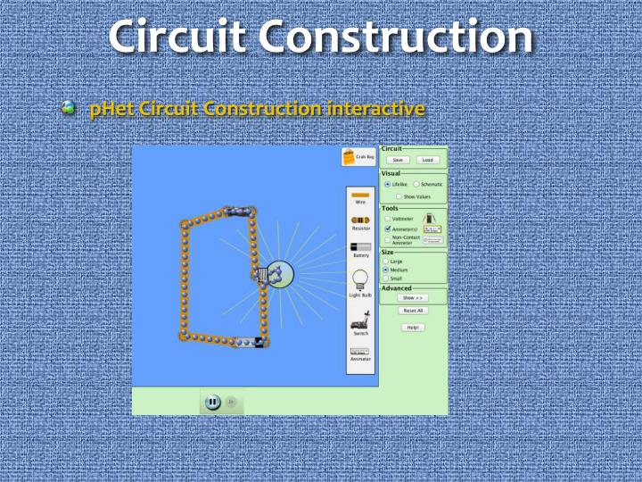 Circuit Construction