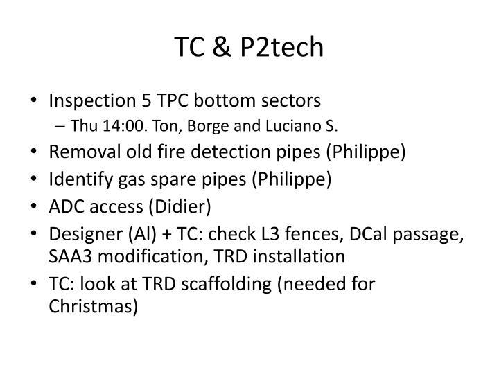 TC & P2tech