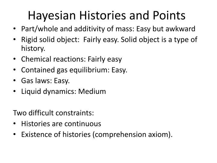 Hayesian
