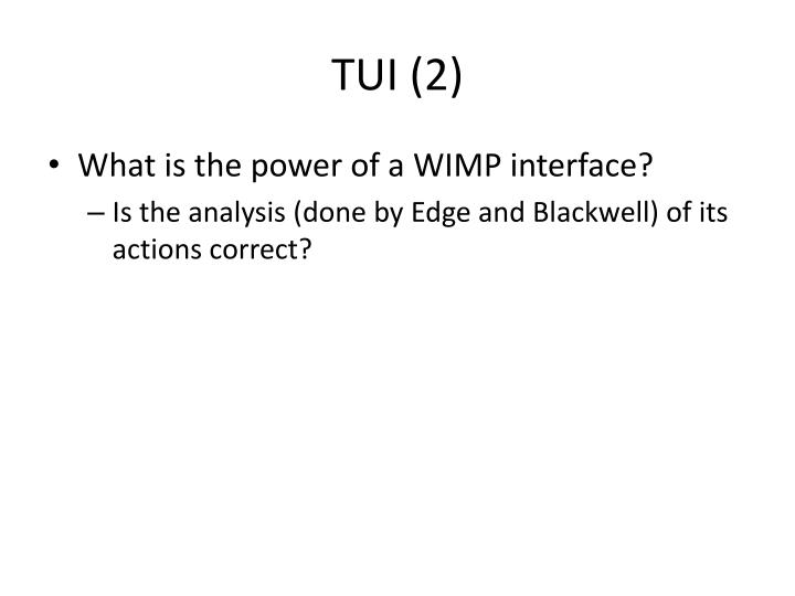 TUI (2)