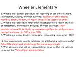wheeler elementary