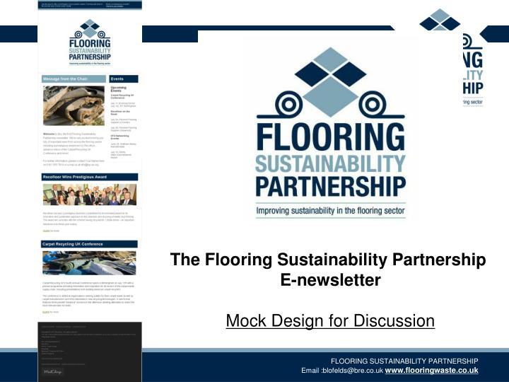 The Flooring Sustainability Partnership
