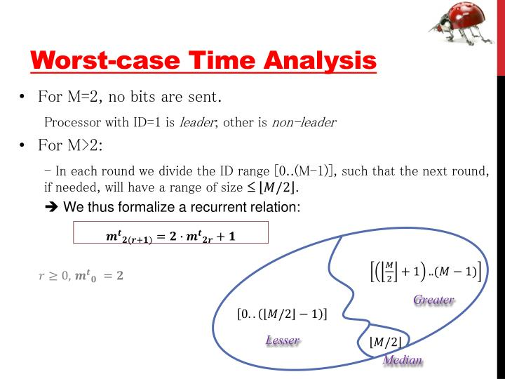 Worst-case Time Analysis
