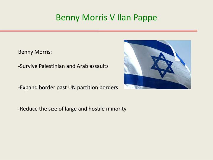 Benny Morris:
