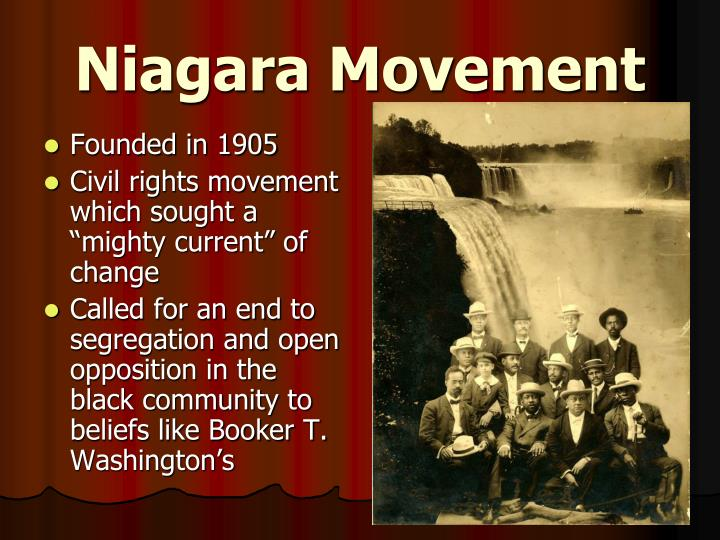 Niagara Movement