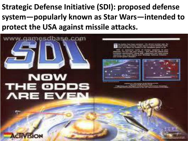 Strategic Defense