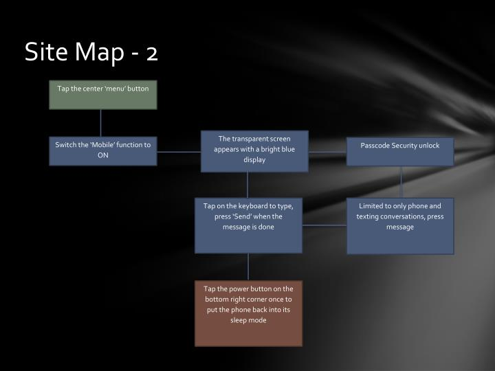 Site Map - 2