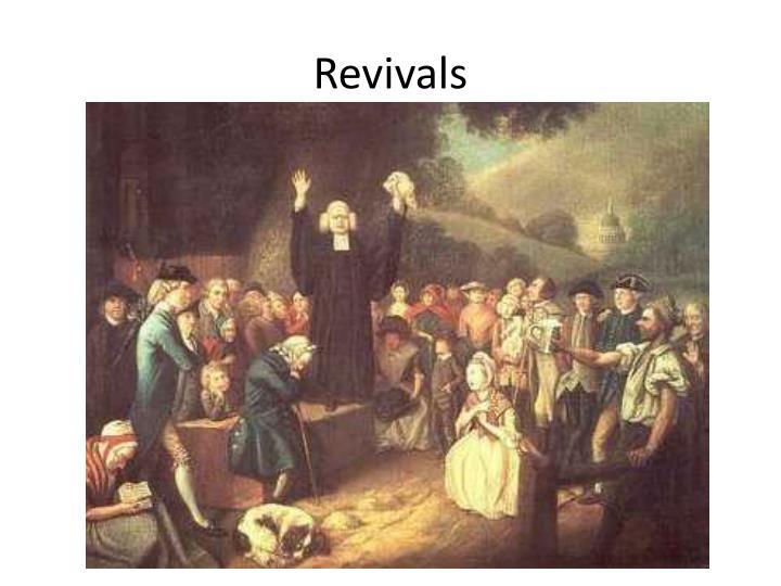 Revivals