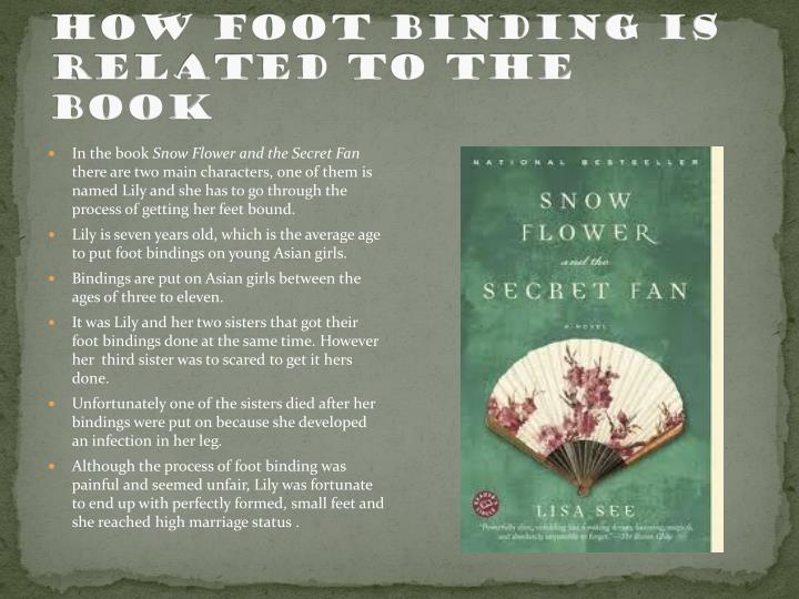 How Foot Binding is Related