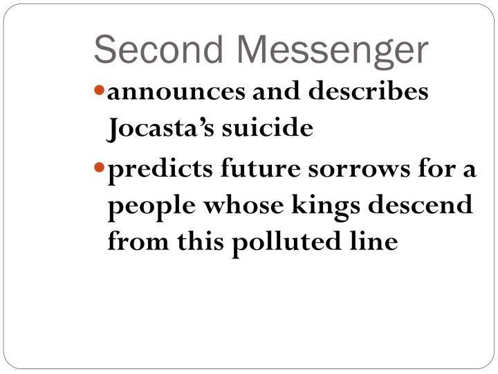Second Messenger