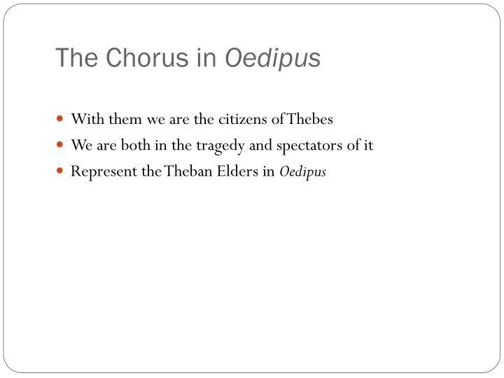 The Chorus in