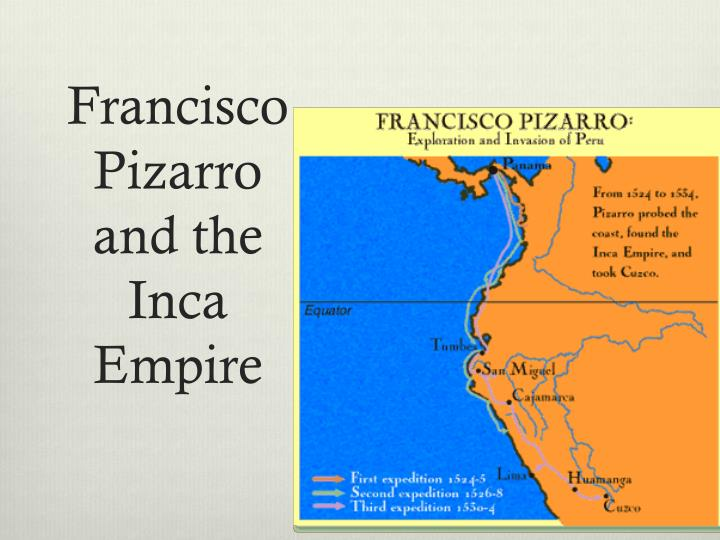 Francisco Pizarro and the Inca Empire