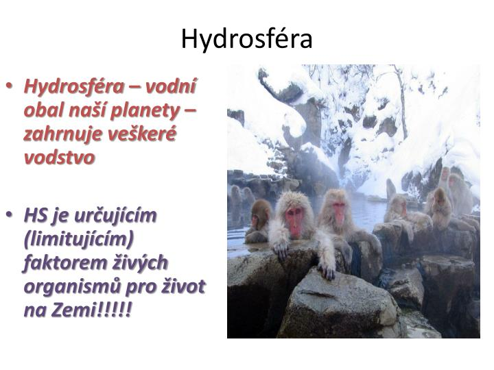 Hydrosfra