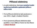 p livov elektr rny
