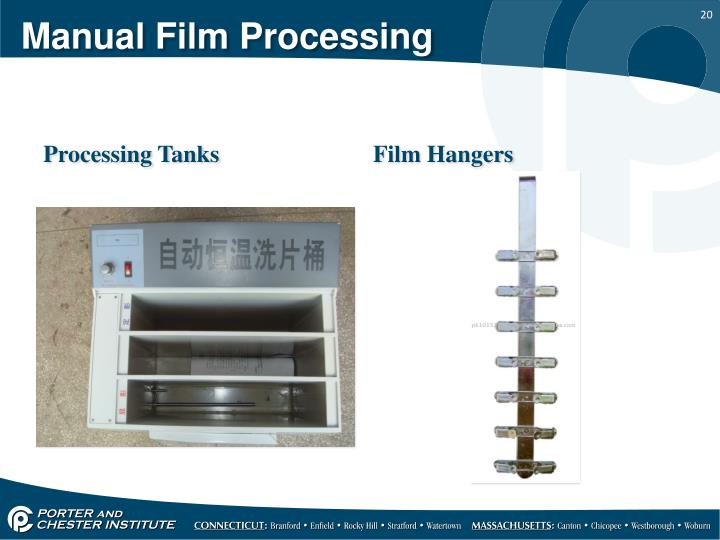 Manual Film Processing