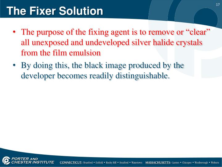 The Fixer Solution