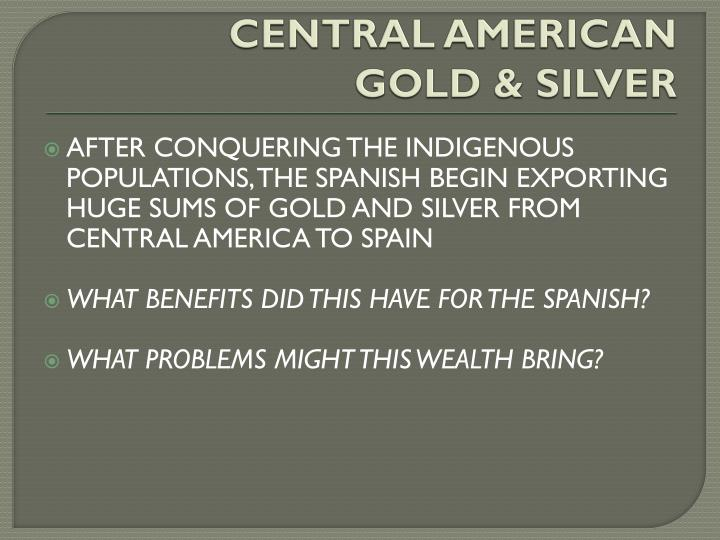 CENTRAL AMERICAN