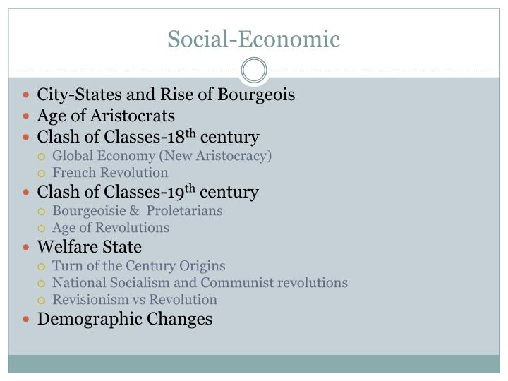 Social-Economic