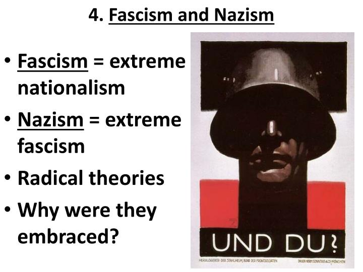 nazism communism and fascism