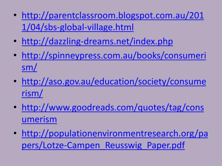 http://parentclassroom.blogspot.com.au/2011/04/sbs-global-village.html