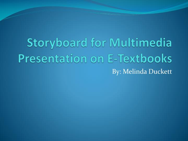how to make multimedia presentation in powerpoint