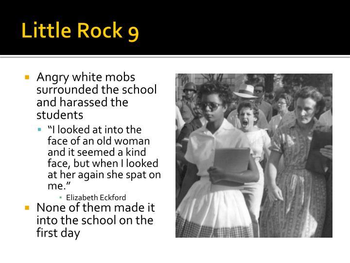 Little Rock 9
