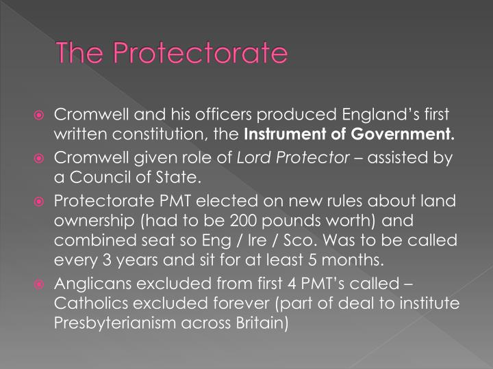 The Protectorate