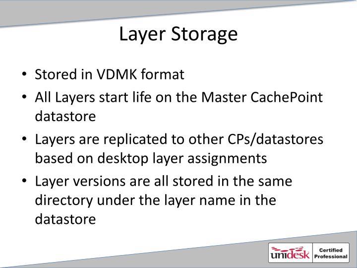 Layer Storage