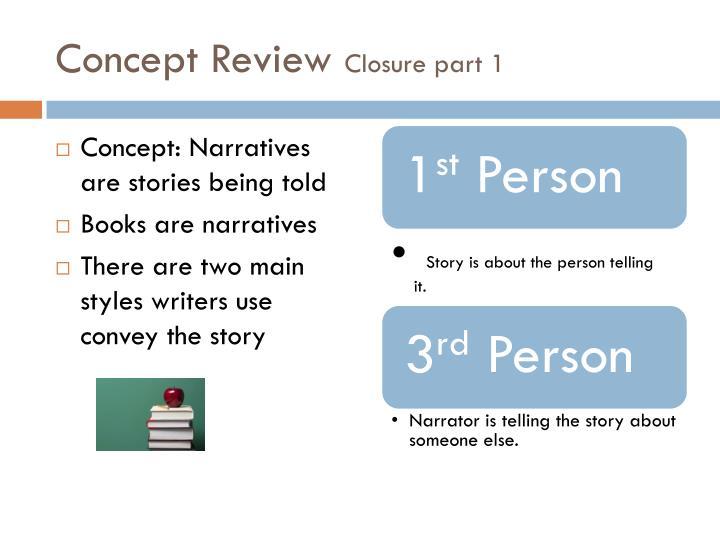 Concept Review